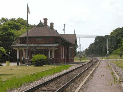 La gare