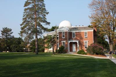 Un bâtiment d'Albion College 2