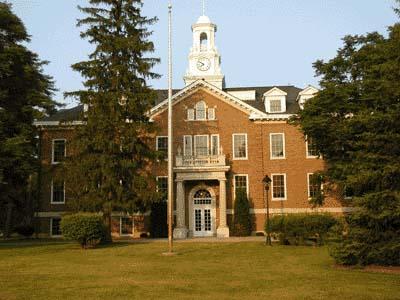 Un bâtiment d'Albion College