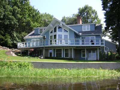Une autre maison sur les bords de la Kalamazoo river